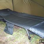 Anaconda Bedchair Aluminium Liege